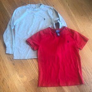 POLO by Ralph Lauren t-shirt bundle